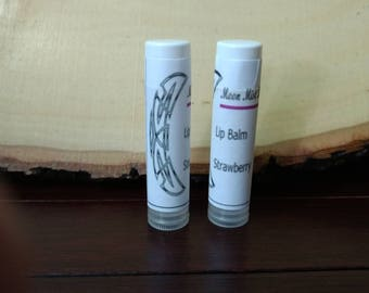 Moon Mist Lip Balm (Strawberry)