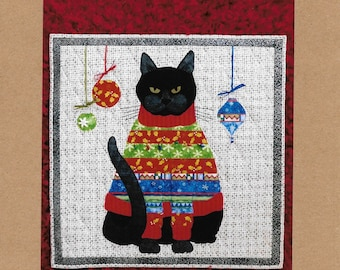 Bah Humbug Quilt Pattern By Trouble Boo Designs