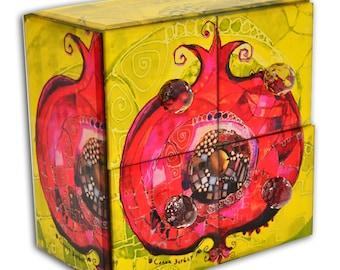 BiggDesignPomegranate Jewelry Box