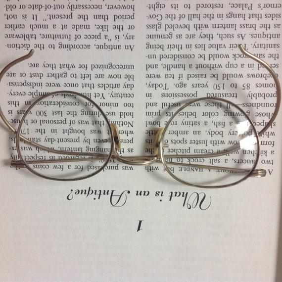 Vintage Glasses Eyewear Spectacles Full Frame Glass