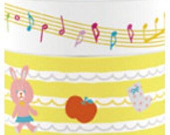 20% off sale - Funtape Masking Tape - Music & Toys - Wide Set 2