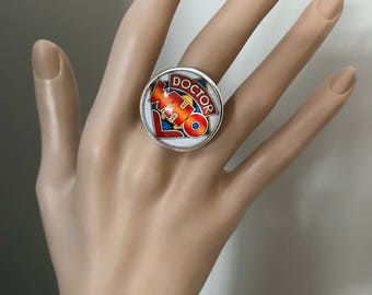 Doctor Who Ring