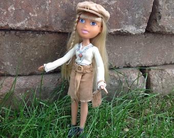 Repaint Rescue Doll by TangoBrat - Samantha 15-016