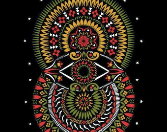 Widespread Panic Concert Poster from Lincoln, NE June 2015