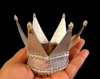 Queen And Princess Crowns and Cake Toppers  (Made by Request)