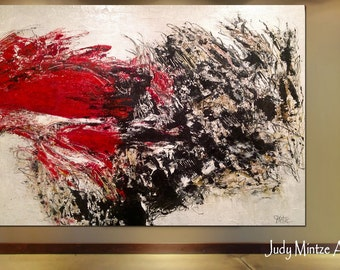 Sale! Oversized original artwork, abstract art, large wall art, original art, modern art, abstract original art, Modern Art, Artwork