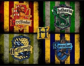 4 - Harry Potter Sierra Pen Blanks