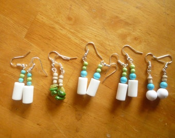 spring mix earrings