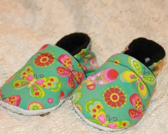 Colorful Butterflies for Baby/Toddler Girls
