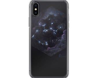 Sagittarius Zodiac iPhone Case