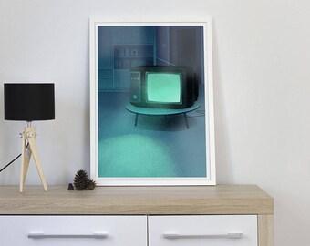 Receiver (A2 Fine Art Print)