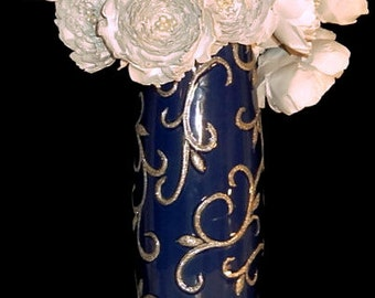 Paper Peony Stems - Paper Flowers -Stems for Centerpieces or Arrangements - Wedding Peonies - Decorative Peonies  -  Custom Colors Available