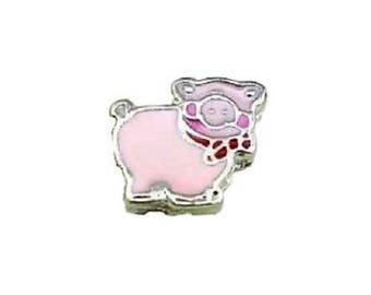 Pig Floating Charms