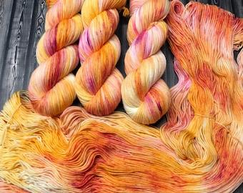 Stuart Sport , SW Merino & nylon, sport weight, sock yarn, superwash merino,  Two Tequila