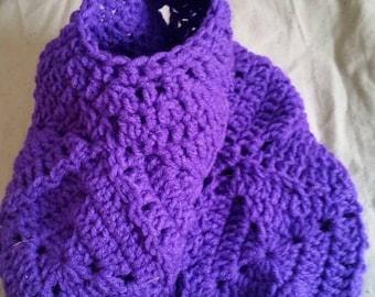 Hand crocheted slipper/sock/booties