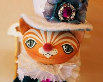 """OOAK Art Doll """"John Aristocrat"""""""