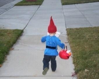Little Gnome Costume  SIZES 12mo 24mo 2T