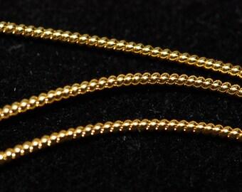 Benton & Johnson Goldwork-Pearl Purl-Gilt metal embroidery thread-choose size