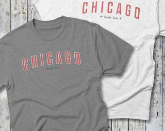 Chicago CUBS Tee -- Chicago Baseball, Cubbies, Cubs Tee, Northside Tee