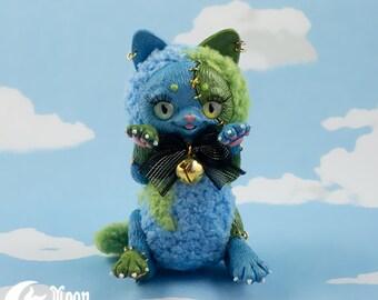 Zombie Katze   Puppe   Sweet Lolita Mode   Kawaii Kätzchen   Plüsch