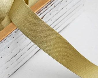 """1-1/8"""" Metallic Ribbon Trim by 2-yards, MAY-7056"""