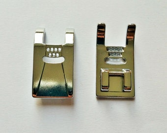 7 hole cording presser foot for most domestic low shank sewing machines