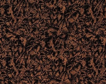 Copper Fairy Frost - Michael Miller - Fairy Frost Fabric - Copper Color - Black and Metallic Copper Fabric - Shimmer Fabric - Copper Accents