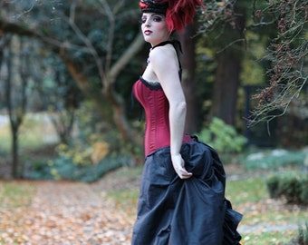 Victorian Corset Gown MADE TO MEASURE