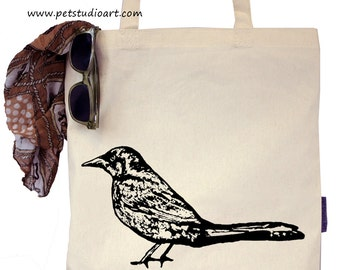 Grackle - Eco-Friendly Tote Bag