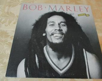 Vintage 1981 Vinyl LP Record Bob Marley Chances Are Excellent Condition 16431