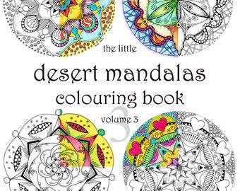 Mandala coloring art therapy - wonderful adult coloring book - printable antistress coloring book - adults coloring printable - anti stress