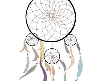 Digital Image - Dreamcatcher