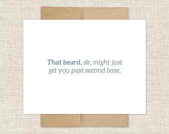 Second Base Beard