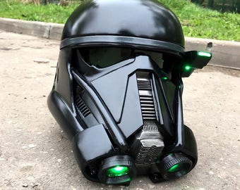 Death trooper helmet V.3.0