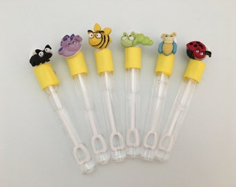 Bug Party Favor, Insect Party Bubble Favor, Insect Party Favor, Bug Party Supplies