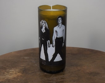 Sid and Nancy Candle