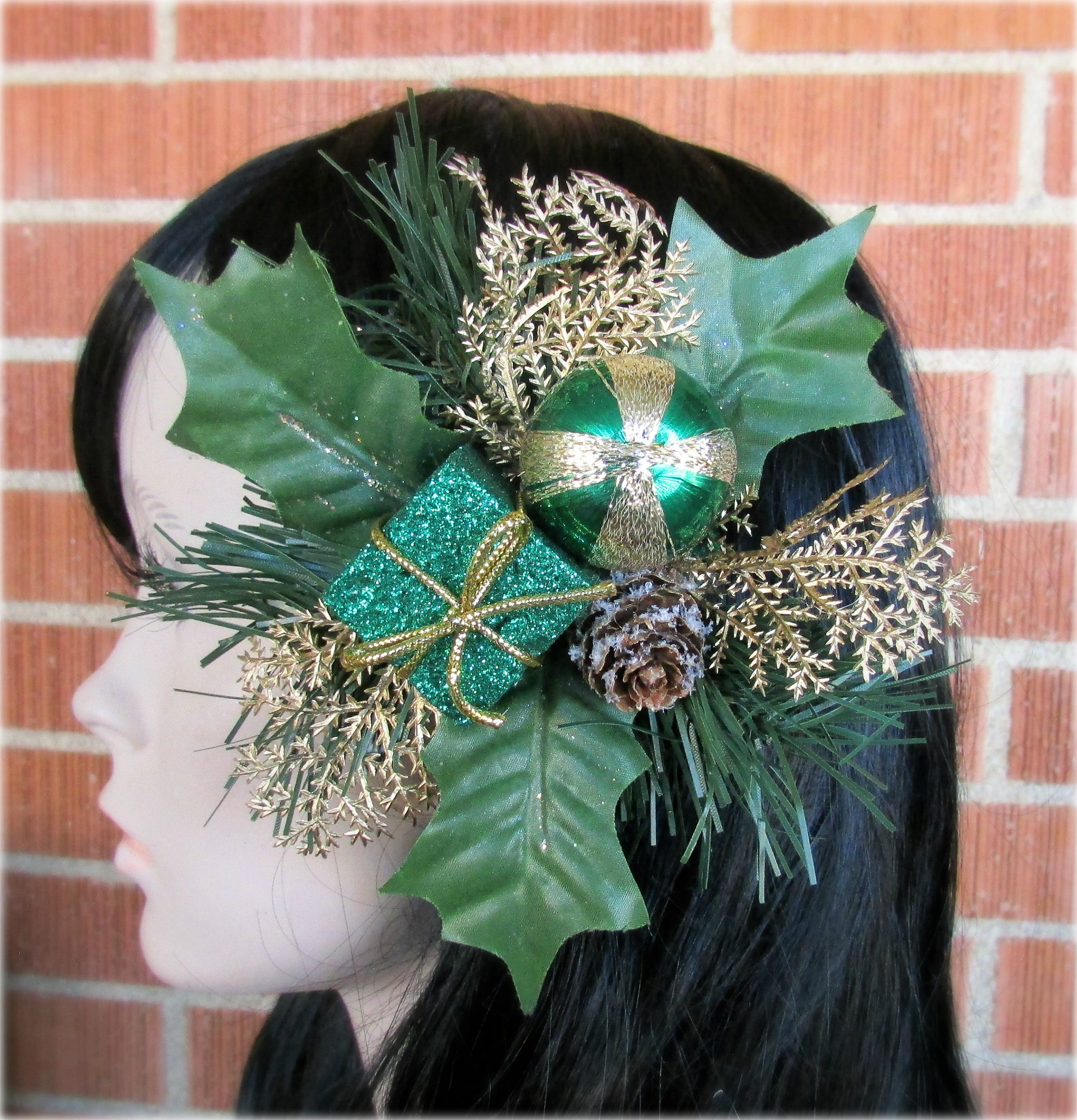 Holiday Hair Piece 461ee00e2c5