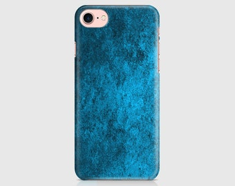 Cloudy Blue Print, Ocean Print, Pattern Design, Protective Phone Case, iPhone Cover, iPhone 7 iPhone 6 iPhone 5, Samsung Galaxy \ hc-pp023