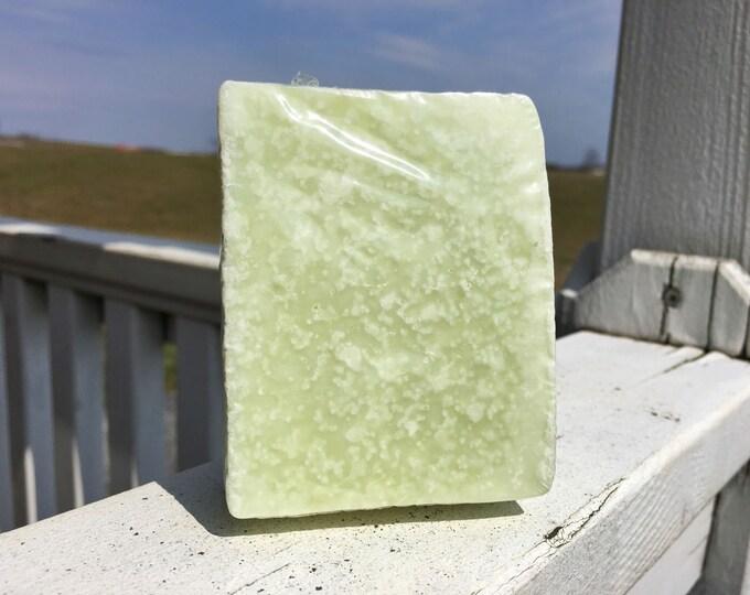 Shampoo Bar - Green Tea and Sea Salt Shampoo