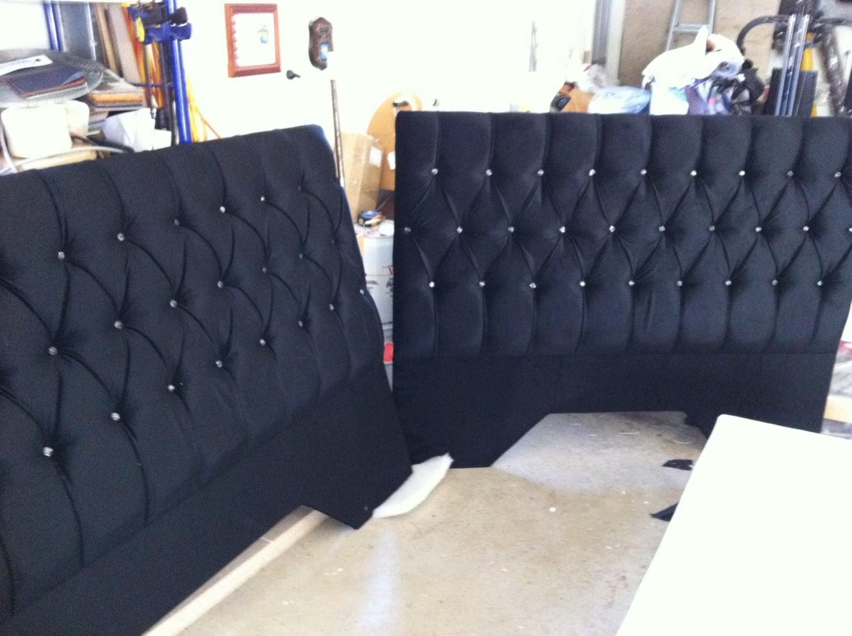 black glossy poster buy bed htm grand white four velvet with headboard