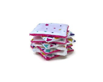 Set of 8 wipes for baby or MOM