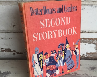 Vintage BHG Second Storybook - Better Homes and Gardens