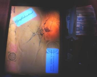 "Erotic Pop Art Blind Box Mystery Print Pack ""Confidential"" #9 [5 random prints, possible sizes 4x6/8x8/8x10]"