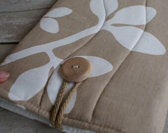Apple iPad Sleeve Case/ padded/ cotton