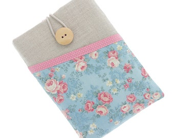 Kobo Glo case, Kobo touch cover, fabric Kobo Aura sleeve, Kindle Paperwhite case, Kindle Fire pouch, Kindle Touch case
