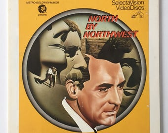 Alfred Hitchcock's NORTH BY NORTHWEST on Laserdisc