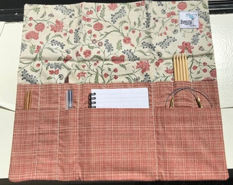 Knitter's Project Case