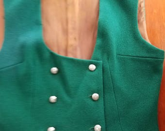Vintage 1940s/50s Vest by Hollywood Premiere of Los Angeles