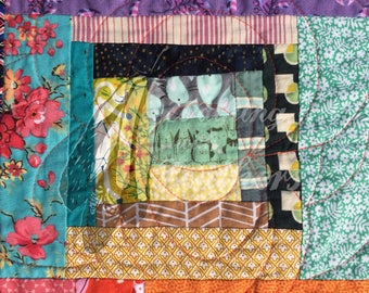 Six - a Lost Baby Quilt