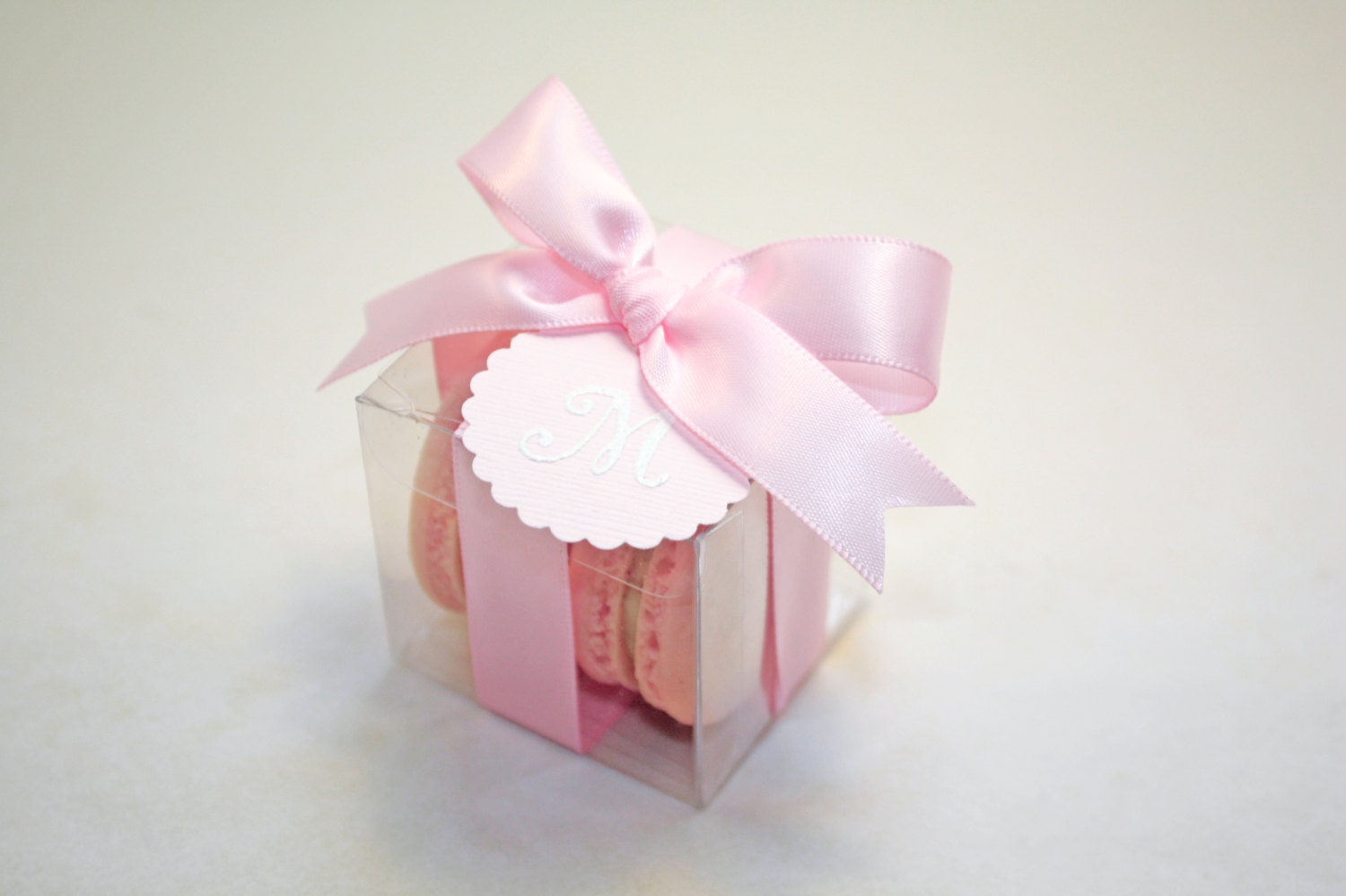pink wedding favors - Wedding Decor Ideas